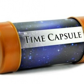 Make and Bury My Own Time Capsule - Bucket List Ideas