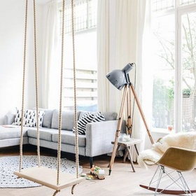 Have a indoor swing - Bucket List Ideas