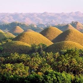 Visit Chocolate Hills in the Philippines - Bucket List Ideas