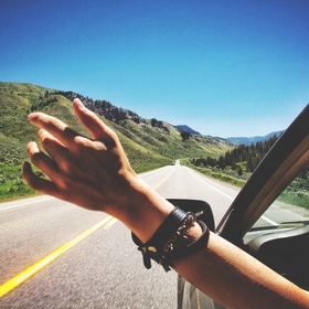 Go on a roadtrip - Bucket List Ideas