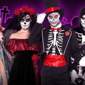 Dress up for halloween - Bucket List Ideas