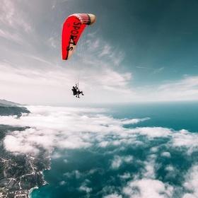 Go paragliding! - Bucket List Ideas