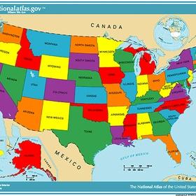 Visit all 50 states - Bucket List Ideas