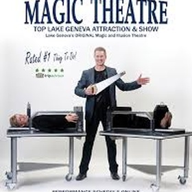 See the Tristan Crist Magic Theatre - Bucket List Ideas