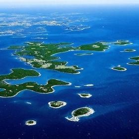 Hop between the islands of an archipelago - Bucket List Ideas