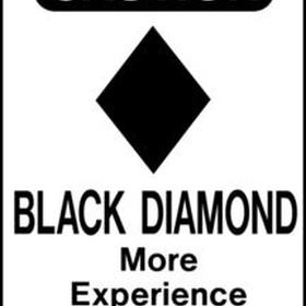 Ski A Real Black Diamond - Bucket List Ideas