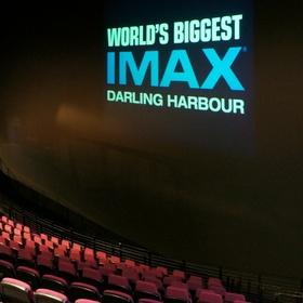 Watch a Movie in IMAX Sydney: The World's Biggest Screen - Bucket List Ideas