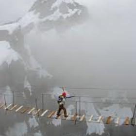 Sky Walking, Mt. Nimbus, Canada - Bucket List Ideas