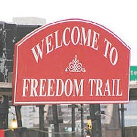 Go along the Freedom Trail - Bucket List Ideas