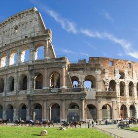 Visit the Colosseum - Bucket List Ideas
