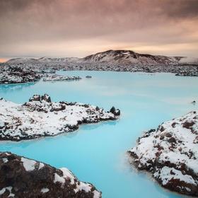 Bathe in the Blue Lagoon Geothermal Spa, Iceland - Bucket List Ideas