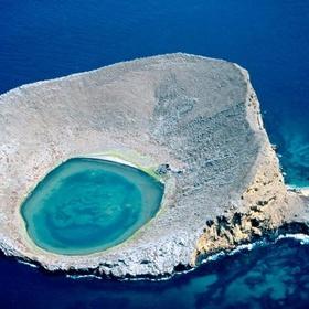 Blue Lagoon Galapagos Islands in Ecuador - Bucket List Ideas