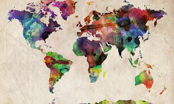 Set foot on all 7 continents - Bucket List Ideas