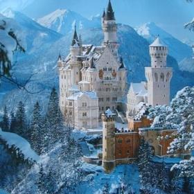 Visit castles in Europe - Bucket List Ideas