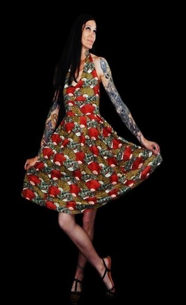 Make a dress for myself - Bucket List Ideas