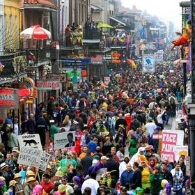 Participer à Mardi Gras à la Nouvelle-Orleans - Bucket List Ideas