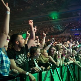 Go to 250 gigs and events - Bucket List Ideas