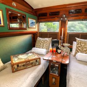 Travel on a sleeper train - Bucket List Ideas