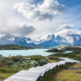 Go hiking in Patagonia - Bucket List Ideas