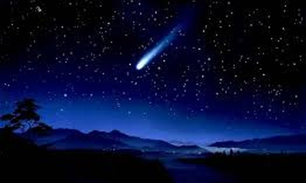 See a shooting star - Bucket List Ideas
