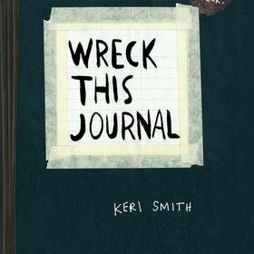Finish my wreck this journal - Bucket List Ideas