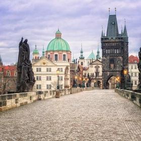Take a walk on Charles Bridge in Prague - Bucket List Ideas