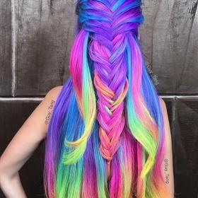 Dye my hair a crazy color - Bucket List Ideas