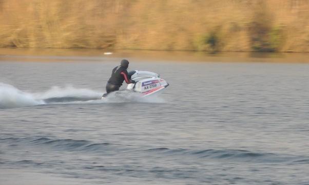 Ride a jetski - Bucket List Ideas