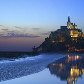 Walk over to Mont Saint-Michel - Bucket List Ideas
