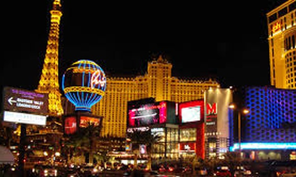 Have an all-nighter in vegas - Bucket List Ideas