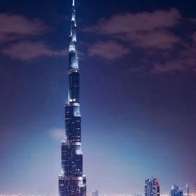Go up the Burj Khalifa in Dubai - Bucket List Ideas