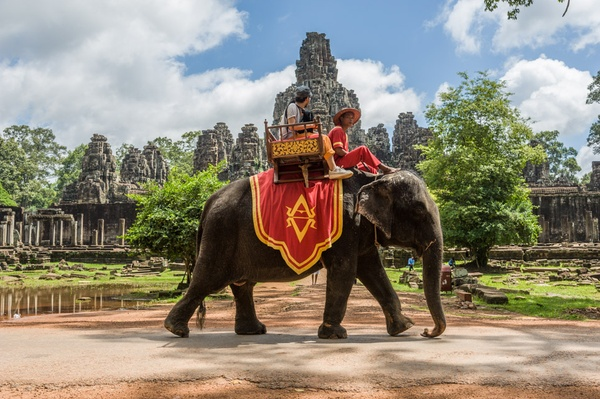 Ride an elephant - Bucket List Ideas