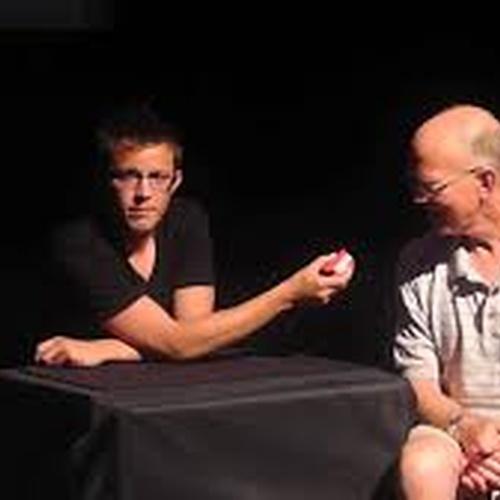 Go to an Arts Club Theater Show- See Camilo the Magician - Bucket List Ideas