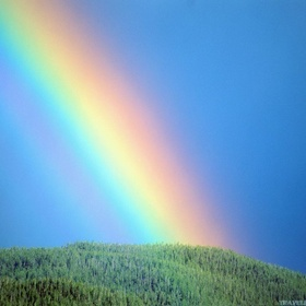 Find the End of the Rainbow - Bucket List Ideas