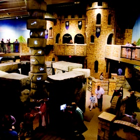 Play at the MagiQuest in Myrtle Beach, SC - Bucket List Ideas