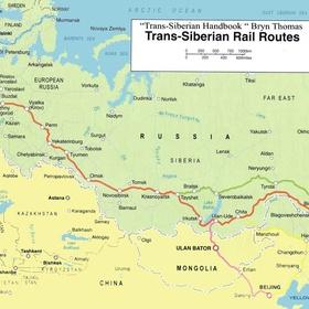 Take the Trans-siberian railway to Vladivostok - Bucket List Ideas