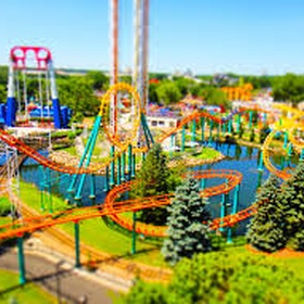 Ride a Rollercoaster at Valleyfair - Bucket List Ideas