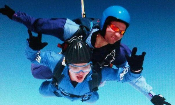 Sky dive - Bucket List Ideas