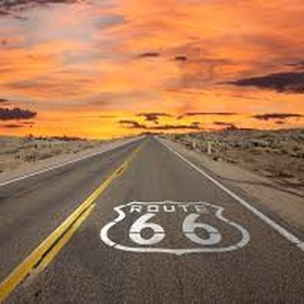 Drive on Route 66 - Bucket List Ideas