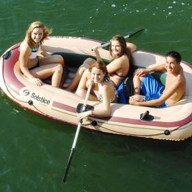 Attend a Big Raft event! - Bucket List Ideas