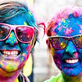 Paticipate in a colour run - Bucket List Ideas