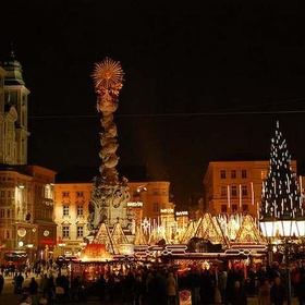 Go to Vienna for the winter holidays - Bucket List Ideas