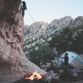 Rock climb - Bucket List Ideas