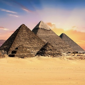 See the Pyramids of Egypt with My Own Eyes - Bucket List Ideas