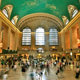 Visit the Grand Central Station in New York City, NY - Bucket List Ideas