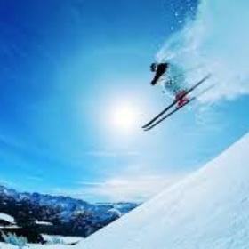Learn to Skii - Bucket List Ideas