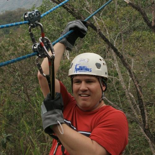 Ziplining - Bucket List Ideas