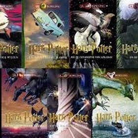 Read all the harry potter books - Bucket List Ideas