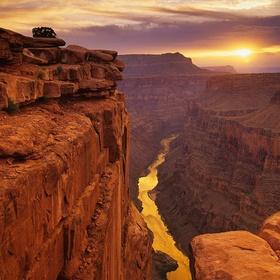 Visit Grand Canyon, USA - Bucket List Ideas