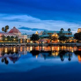 Stay at Disney's Coronado Springs Resort - Bucket List Ideas